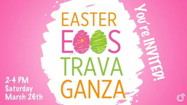 Easter Eggstravaganza 2016