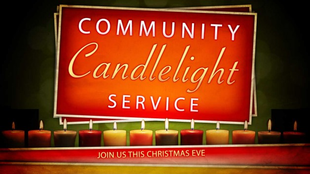 Community Candlelight Service